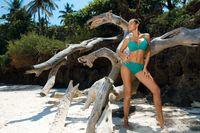 Kostium Kąpielowy Sophie Luxury M-531 (8) Rozmiar 48/g