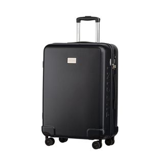 Średnia walizka PUCCINI PANAMA PC029B 8 Szara