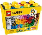 LEGO CLASSIC 10698 Kreatywne Klocki - Duże Pudełko