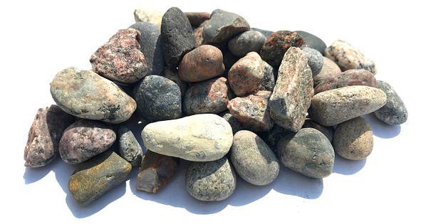 Kamień Dekoracyjny Do Ogrodu i Domu Morski Żwir 8-16 mm 20 KG
