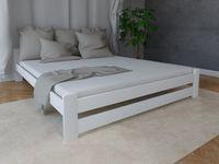 Łóżko Sosnowe Diana lakierowane 160x200 Biały