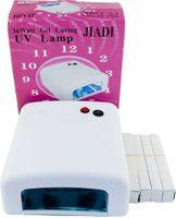 Lampa UV LED do paznokci utwardzanie domowe