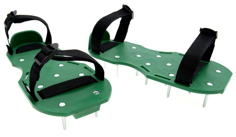 Aerator Sandałowy buty z kolcami zdjęcie 9