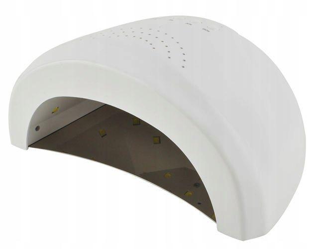 Mocna Lampa UV Dual LED Żele Hybrydy 48W SUNshine zdjęcie 4