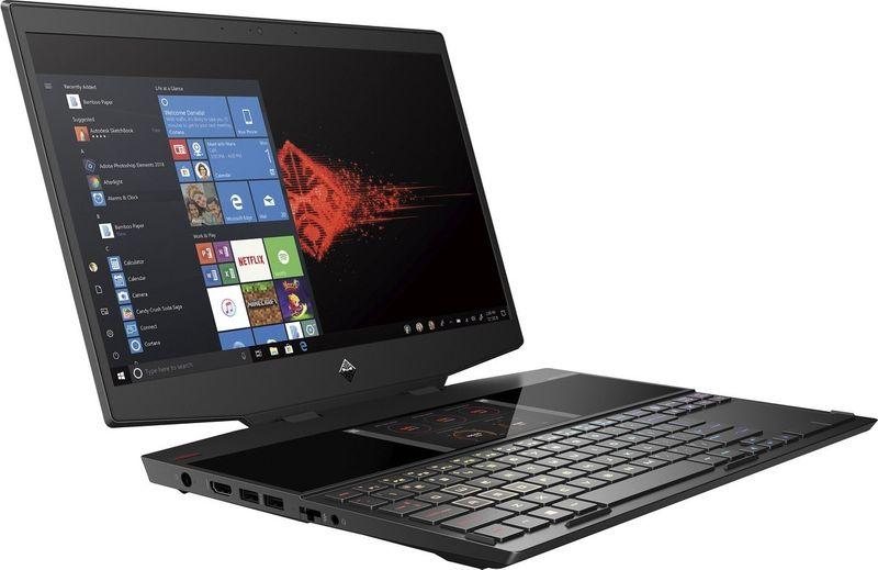 HP OMEN X 2S 15 FullHD IPS 144Hz Intel Core i7-9750H 6-rdzeni 32GB DDR4 512GB SSD NVMe NVIDIA GeForce RTX 2070 8GB Windows 10 na Arena.pl