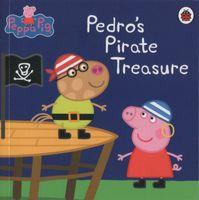 Peppa Pig - Mini Book - Pedro's Pirate Treasure