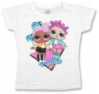 Bluzka Koszulka T-shirt LOL Suprise Laleczka 152
