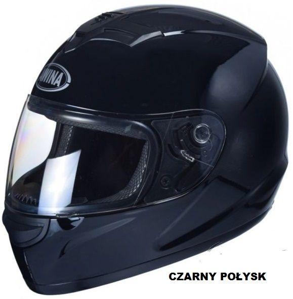 KASK MOTOCYKLOWY ZAMKNIĘTY INTEGRALNY 10 kolorów SKUTER MOTOCYKL NOWY zdjęcie 4