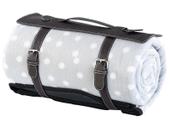 Wodoodporny koc piknikowy z polaru (175 x 200 cm) zdjęcie 1
