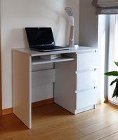 biurko 3S POŁYSK MDF AKRYL 90x50 w.75