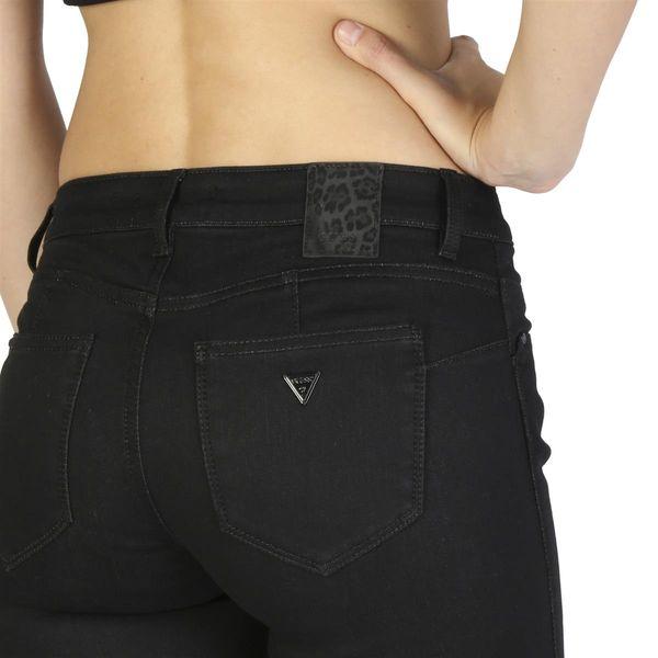 145d27cfa7948 Guess damskie spodnie jeansy czarny 26 • Arena.pl