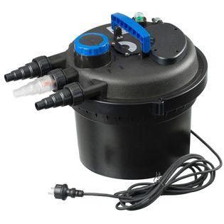 Ubbink Filtr Do Oczka Wodnego Biopressure 6000 Plusset, 9 W, 1355416