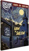 Gra książkowa Escape Quest. Sam w Salem Egmont
