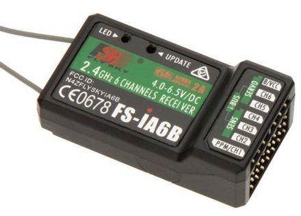 Odbiornik Flysky Fs-Ia6B 6Ch 2.4Ghz