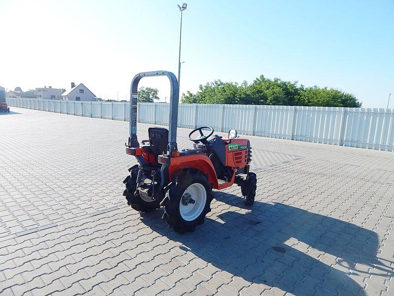Mini Traktor Hitachi CTX13D SUPER STAN na Arena.pl