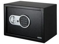 Duży Sejf z zamkiem elektronicznym klucze 35x25x25