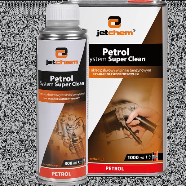 Petrol System Super Clean 300 ml - czyszczenie wtryskiwaczy BENZYNA na Arena.pl