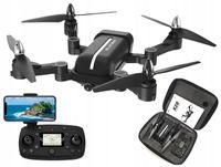 DRON Z GPS KAMERA FOLLOW ME SILNIKI BEZSZCZOTKOWE