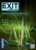 Gra EXIT: Tajemnicze laboratorium