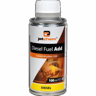 JETCHEM Diesel Fuel Add OCHRONA układu paliwowego
