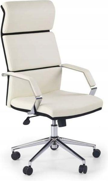 Fotel Biurowy Obrotowy Do Biurka Biały Costa