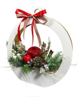 Choinka Bombka Gwiazda Stroik świąteczny do wyboru