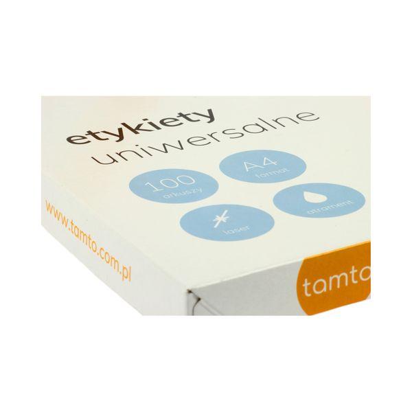 Etykiety CD fi118/2 białe Tamto (100) na Arena.pl