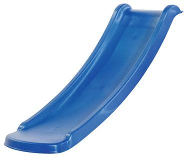 Zjeżdżalnia dla dzieci długości 1,2m - niebieska