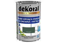 Emalia Dekoral Emakol Strong (Zielony Liściasty, 0.9 L)