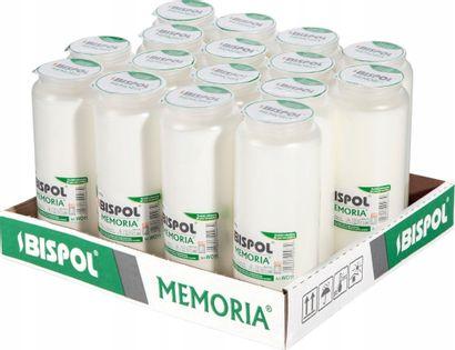 Wkłady do zniczy olejowe BISPOL WO11 144H 16szt.