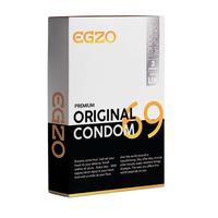 3 Prezerwatywy Egzo Original