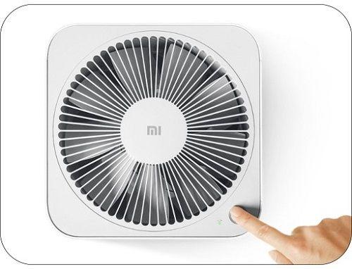 Oczyszczacz powietrza Xiaomi Mi Air Purifier 2S zdjęcie 5