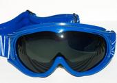 Gogle narciarskie JZ12 40190D niebieskie