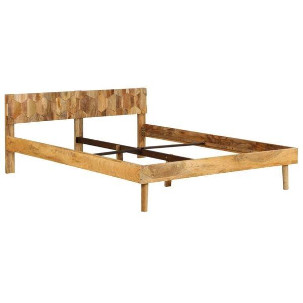 łóżko Rama łóżka Drewniana Do Sypialni 14m