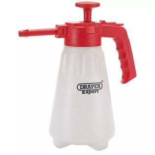 Draper Tools Expert Opryskiwacz Ręczny, 2,5 L, Czerwony, 82459