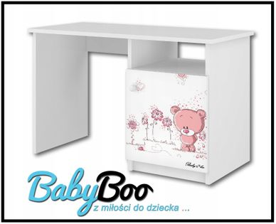Biurko dziecięce BABY BOO duży wybór wzorów