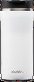 Kubek termiczny MOCCA Leak-Lock 0,35l Aladdin biały