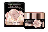 Bielenda Camellia Oil 50+ Luksusowy Krem Liftingujący Na Dzień I Na Noc 50Ml