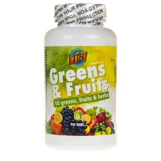 This is Bio Greens & Fruits - 90 tabletek