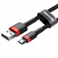 BASEUS KABEL MICRO USB QC3.0 2.4A 1M DWUSTRONNY