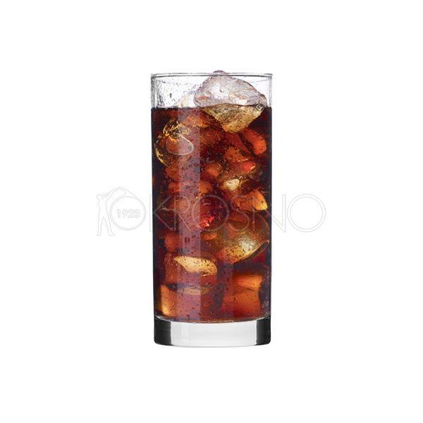 6 szklanek wysokich long drink 300 ml BASIC KROSNO zdjęcie 2