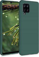 Etui do SAMSUNG Galaxy A42 5G SOFT MATT ZIELONE