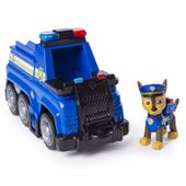 Spin Master Psi Patrol Ultimate Rescue Radiowóz patrolowy i figurka Chase