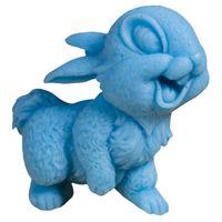 Laq Happy Soaps Niebieski Uśmiechnięty Królik Naturalne Mydło Glicerynowe Owocowy 60G