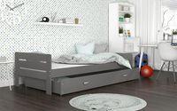 Łóżko BARTEK COLOR 200x90 szuflada + materac