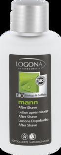 mann Woda po goleniu z bio-miłorzębem i bio-kofeiną
