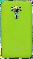 ASUS ZenFone 3 LASER (ZC551KL) - Etui na telefon Roar Colorful Case - Limonkowy