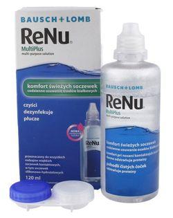 Płyn do soczewek RENU MULTI-PLUS 360 ml B&L