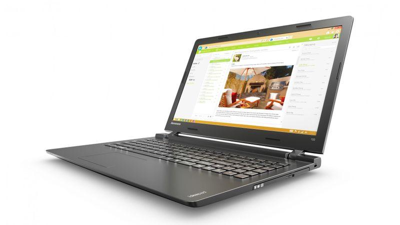 Lenovo IdeaPad 100-15 N2940 4GB 128SSD W10 zdjęcie 1