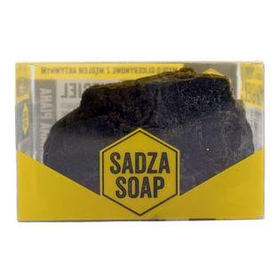 Mydło z Aktywnym Węglem 130g - SADZA SOAP